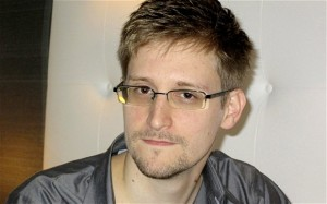 "Snowden: considered ""highly handsome"" especially by HK standards"