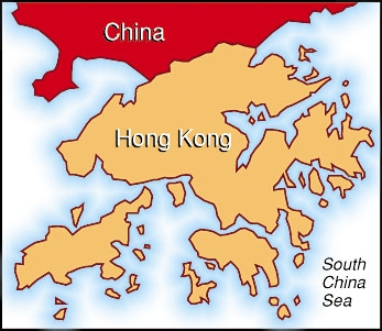 Hong Kong: a powder-keg of democracy