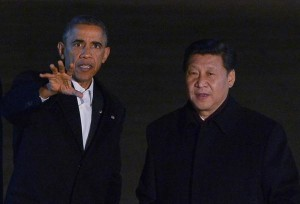 Obama and Xi have contrasting presidential styles