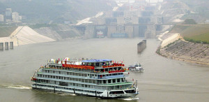 Yangtze ferries offer charming leaks and bacteria-friendly cuisine, all  in a realistic, rusting environment